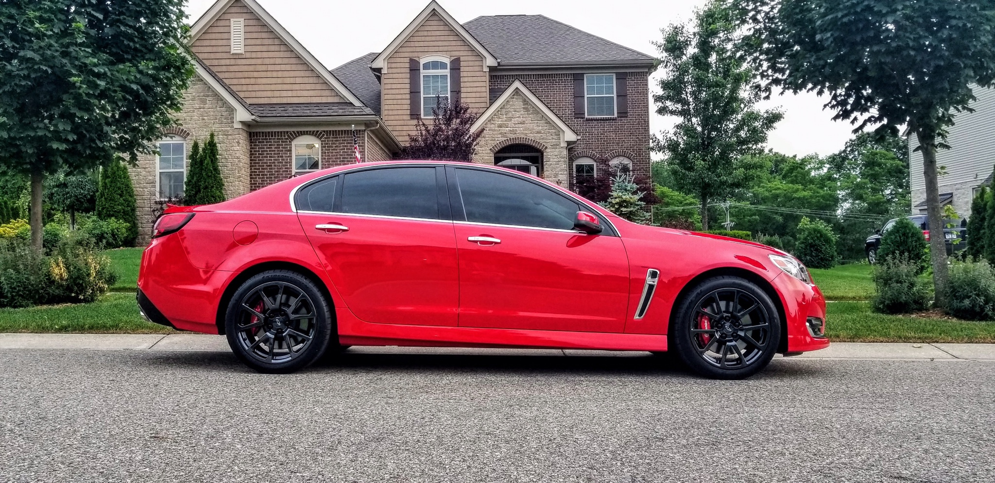 Red Hot 2 Chevrolet SS Picture Thread - Page 17 - Chevy SS ...