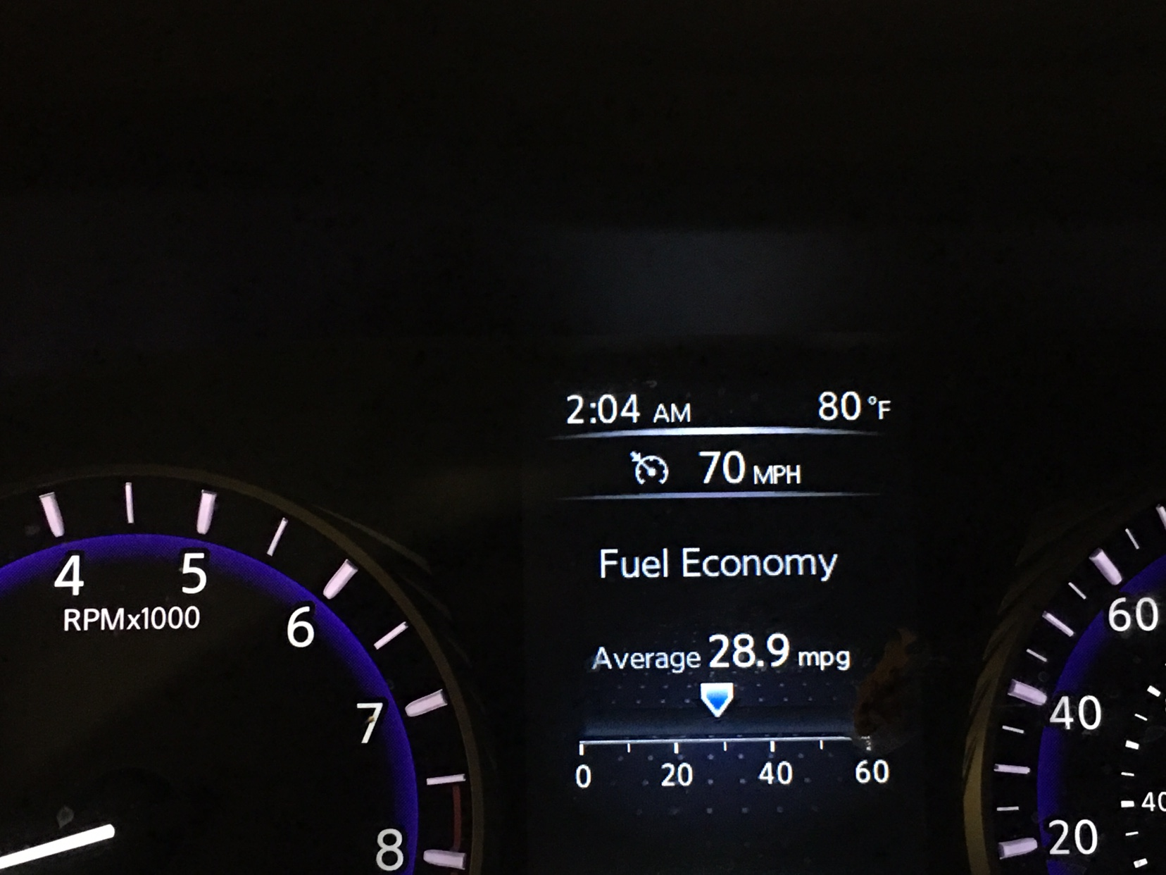 Are these acceptable fuel economy figures? - Infiniti Q50 Forum