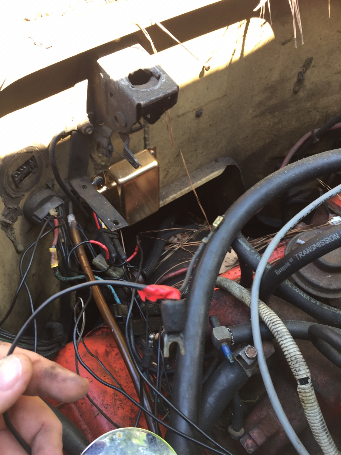1975 Scout Ii Coil Wiring