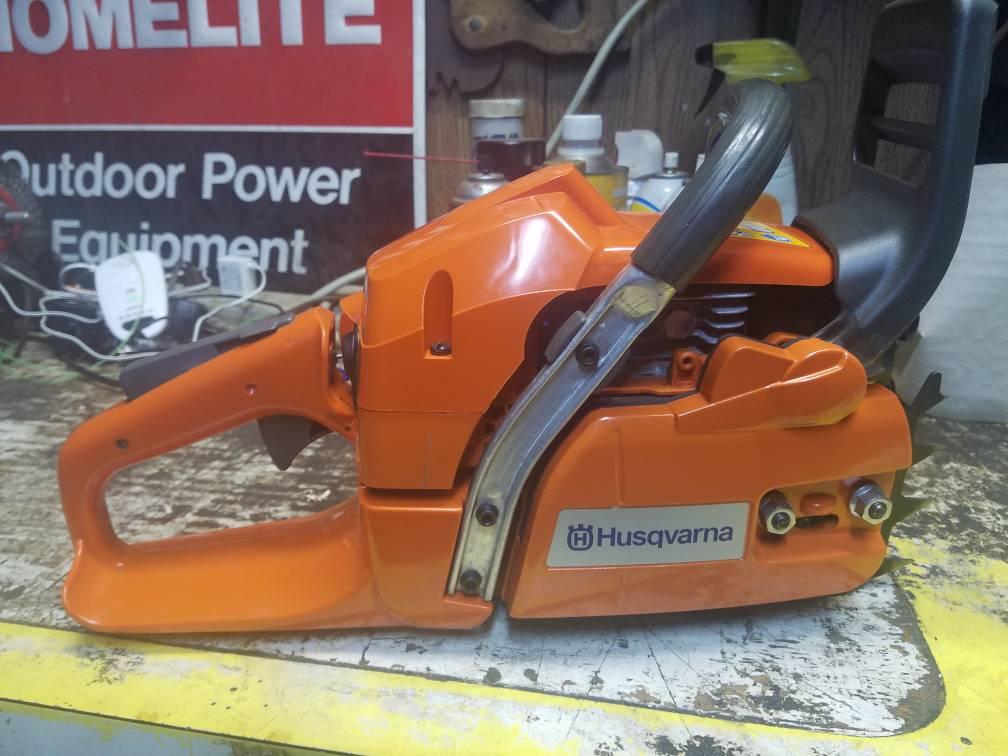 SELLING - Husqvarna 350/346 ported | Outdoor Power Equipment