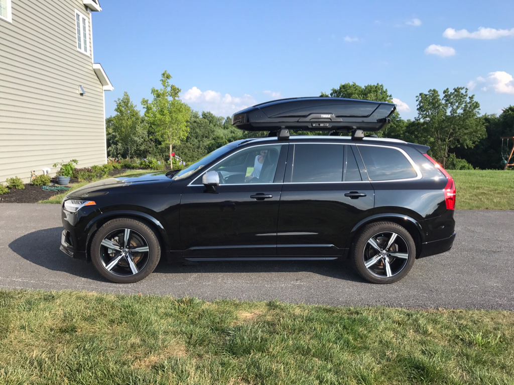 Roof Box Thule Motion