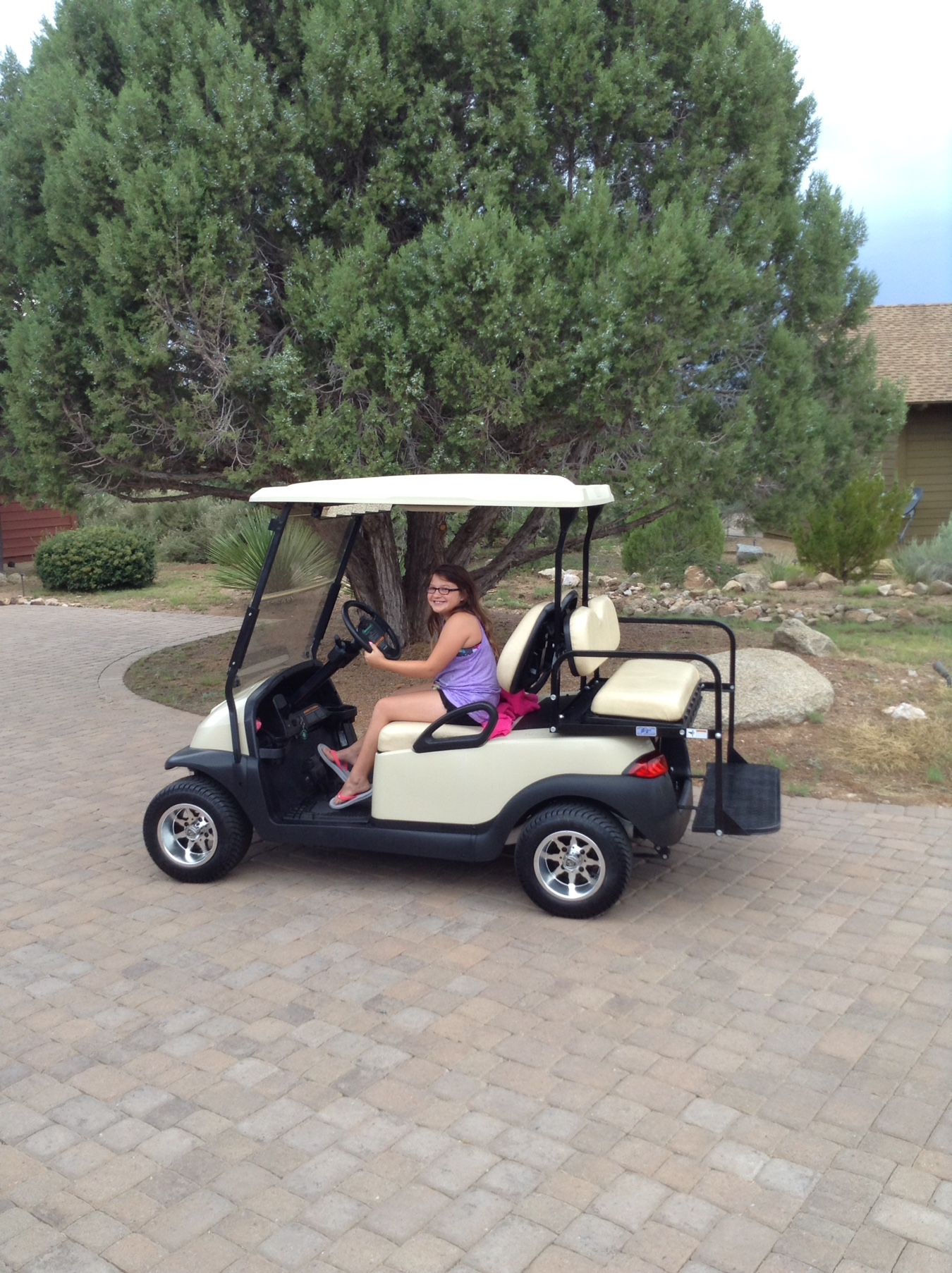 Need Wiring Diagram 2014 Cc Precedent 2011 Club Car I Have Been A Member For While And Totally Enjoy Reading The Many Posts By Members Of This Forum Picture My Granddaughter At Wheel