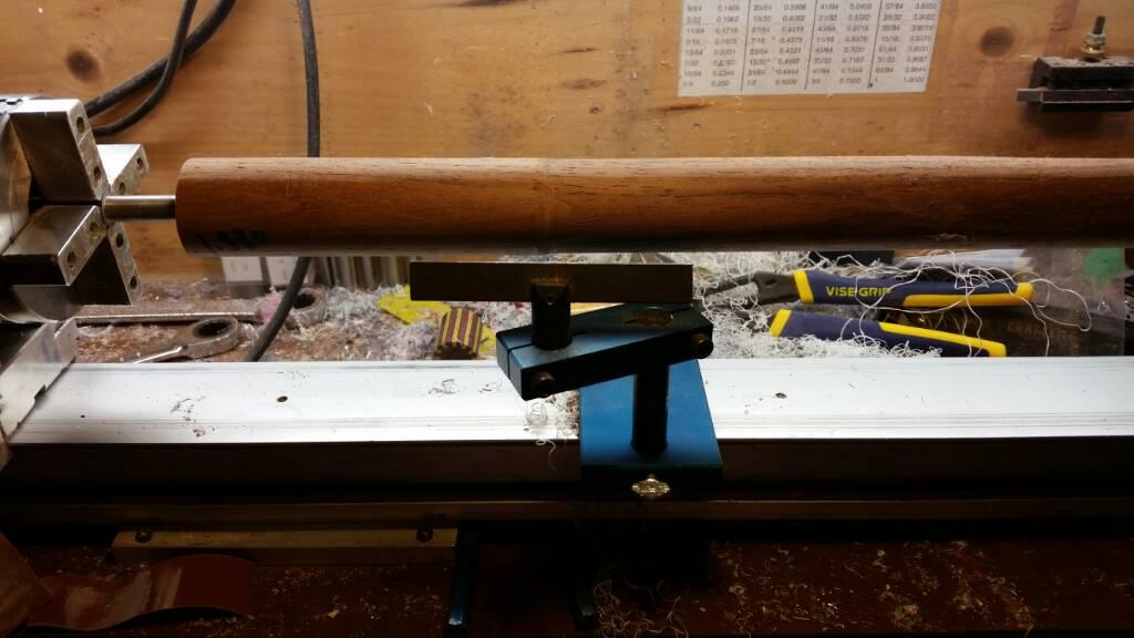 New lathe primarily for pens, razors etc  but maybe bigger