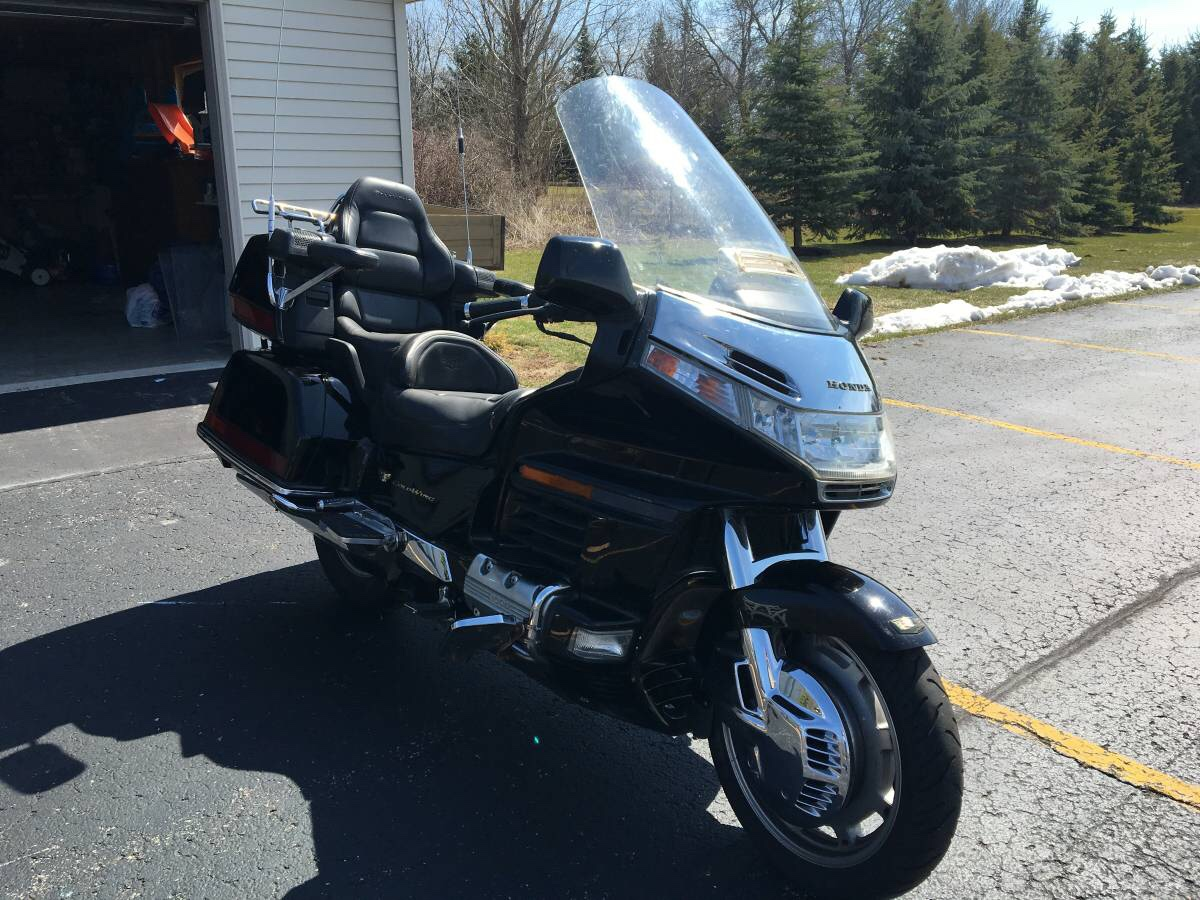 1998 Goldwing - Honda Goldwing Forums