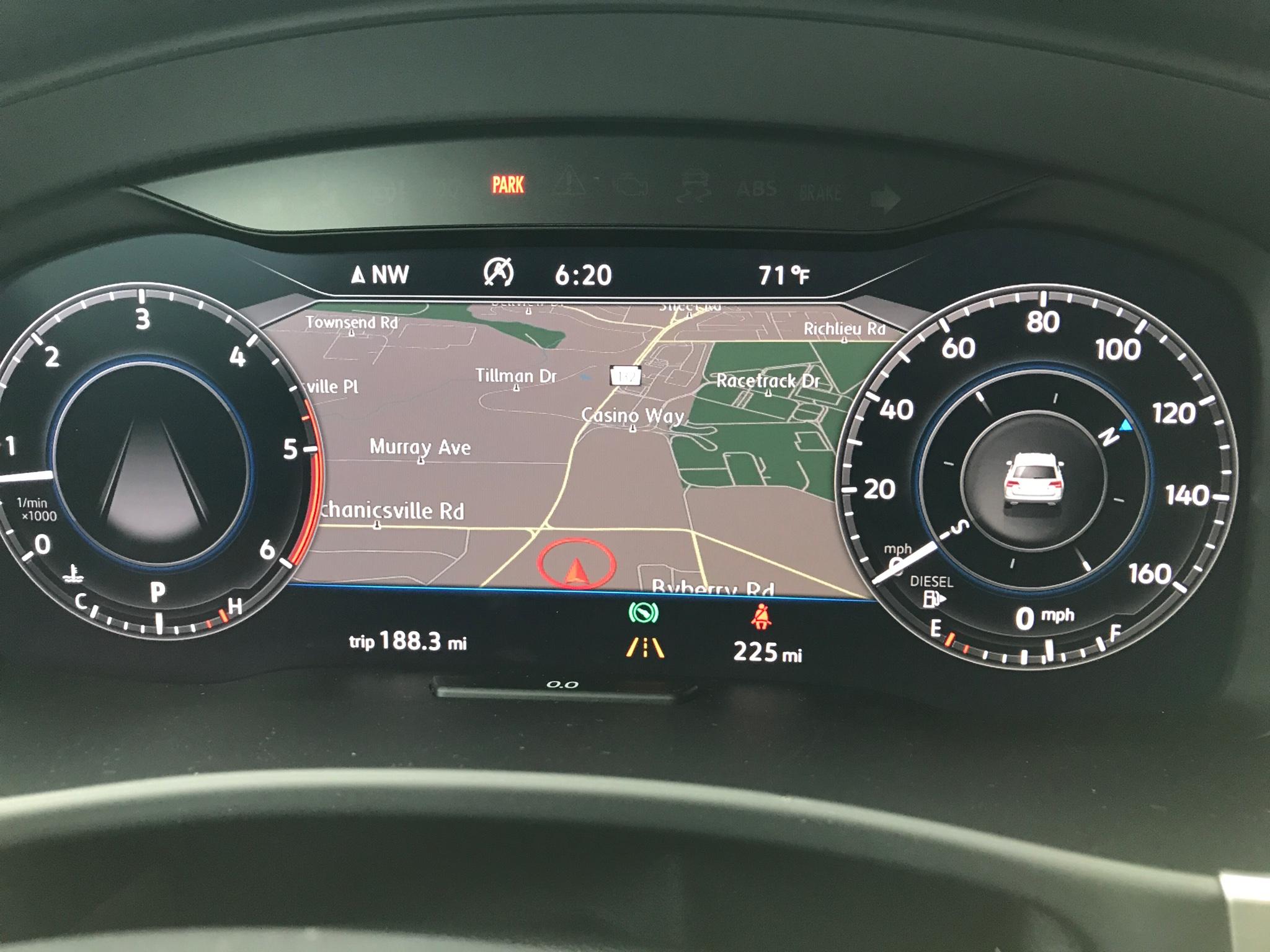 vwvortexcom  problem  digital cockpit
