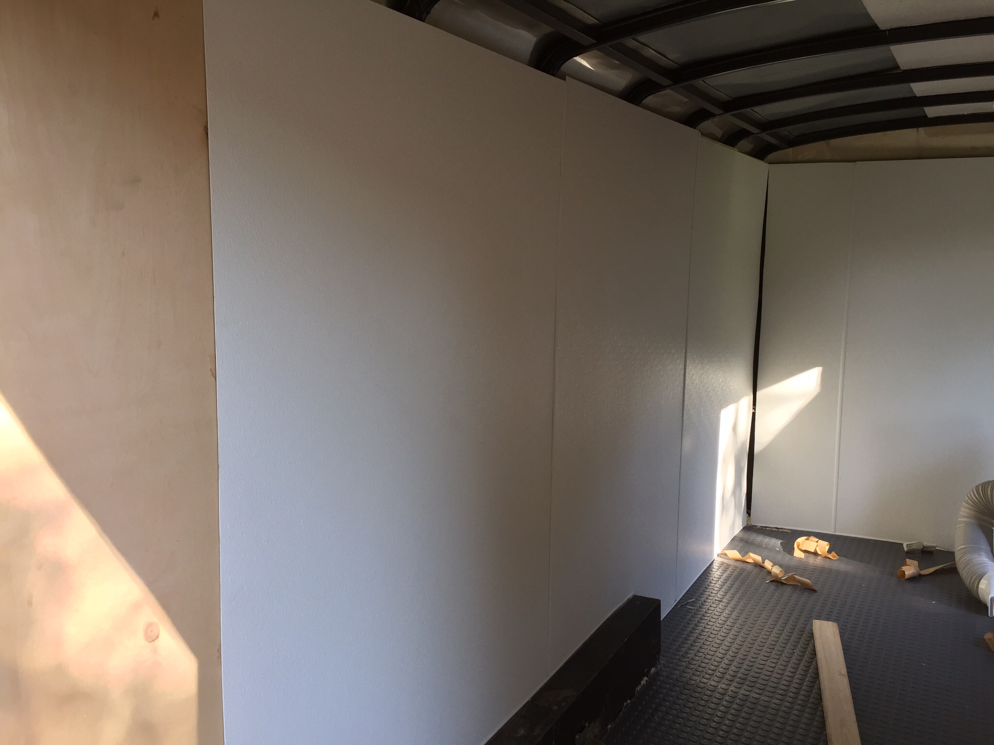 Enclosed Trailer Build X H2o