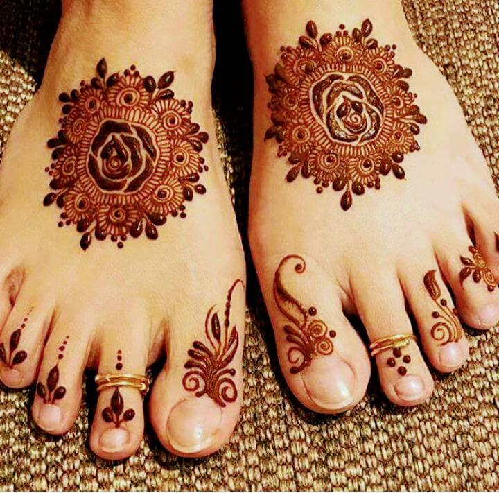 4fd9876288d460fa2730e9776977a285 - Latest Beautiful Arabic Henna Designs
