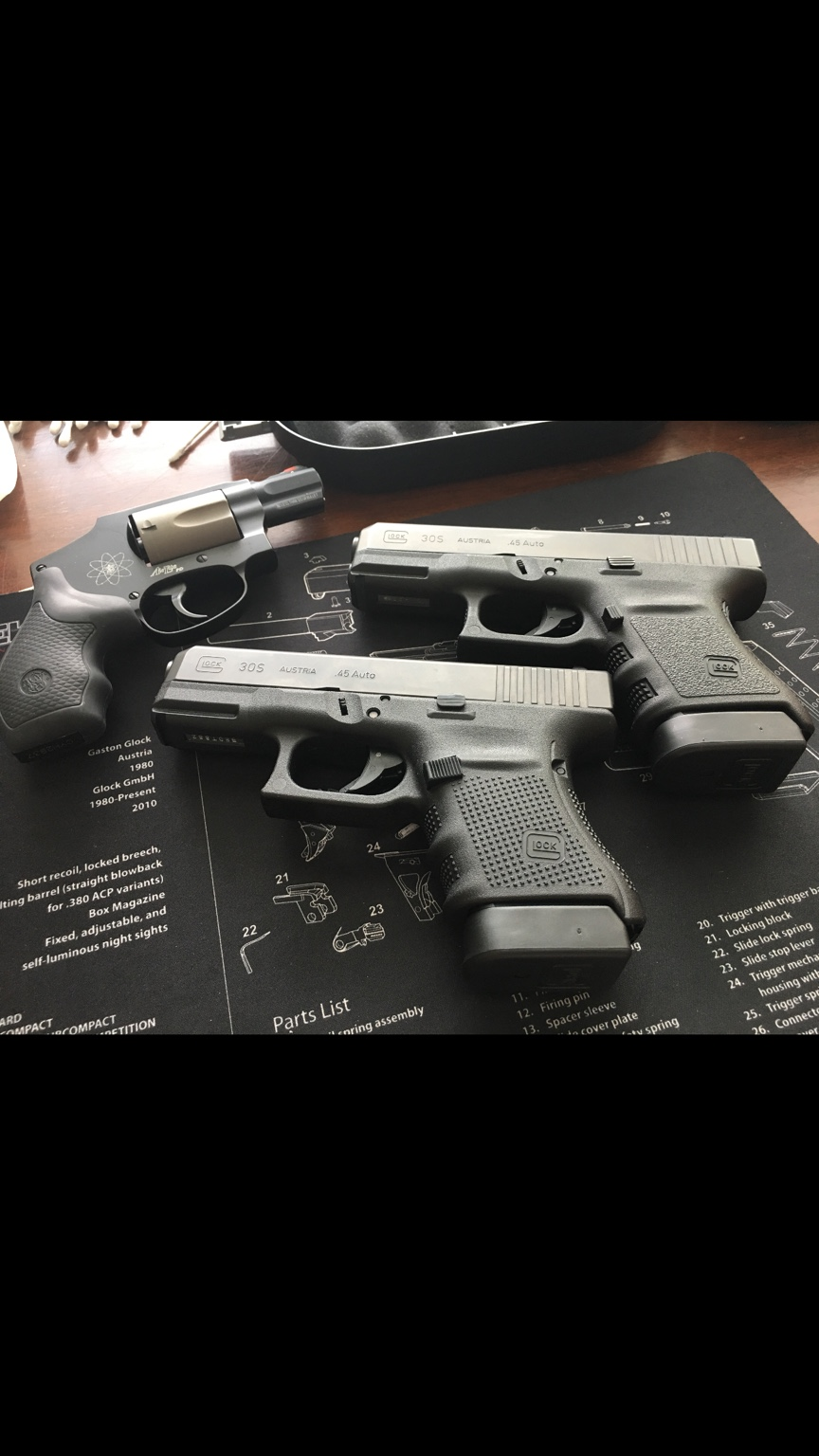 Why should I buy a 4th gen 30 over a 30SF? - Glock Forum