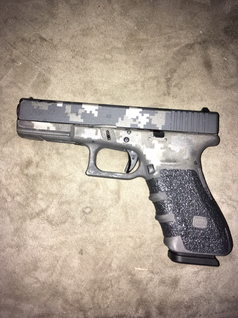 Post your everyday carry here!! - Glock Photos