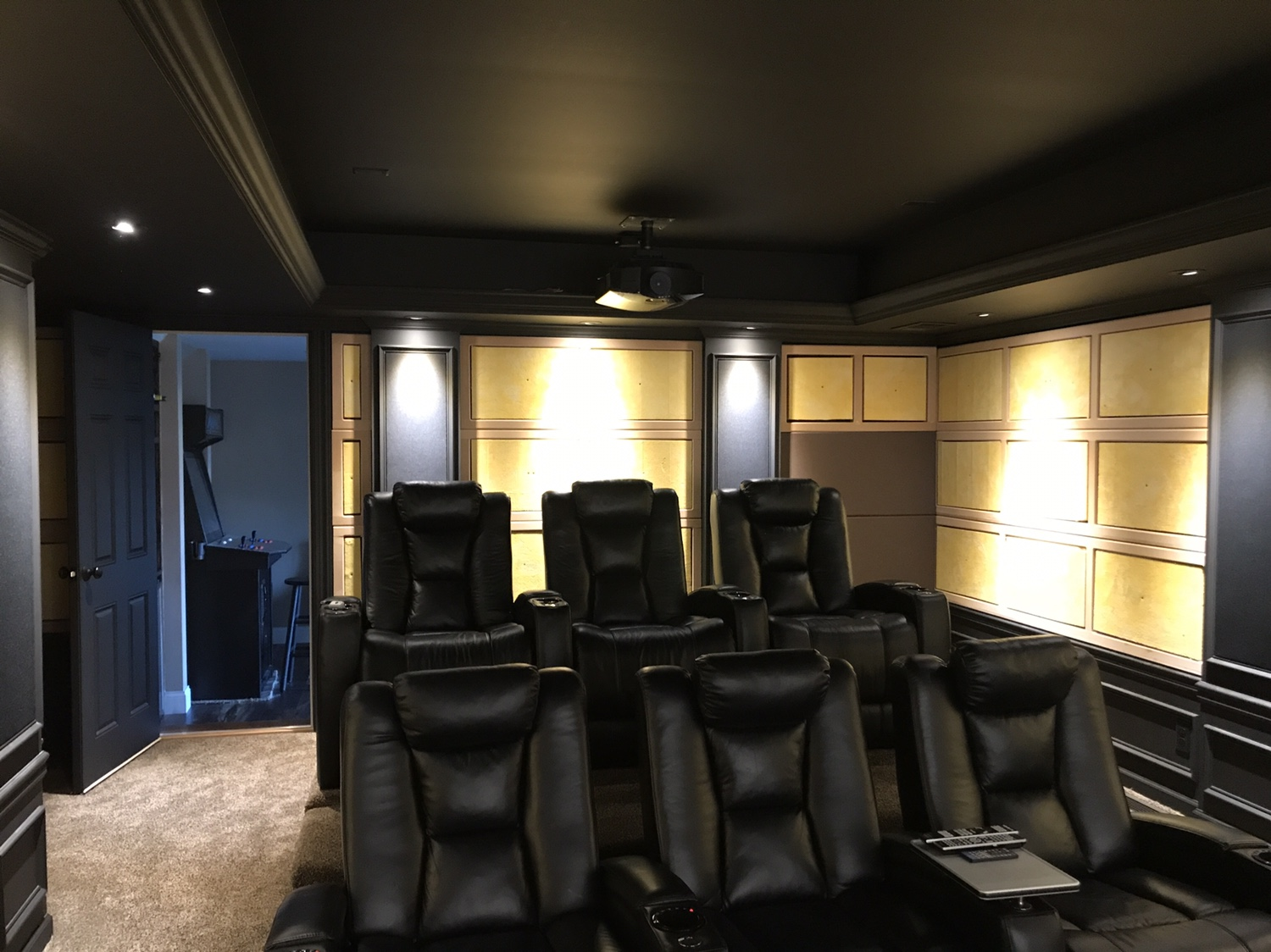 diggs cinema build thread page 37 avs forum home theater discussions and reviews. Black Bedroom Furniture Sets. Home Design Ideas