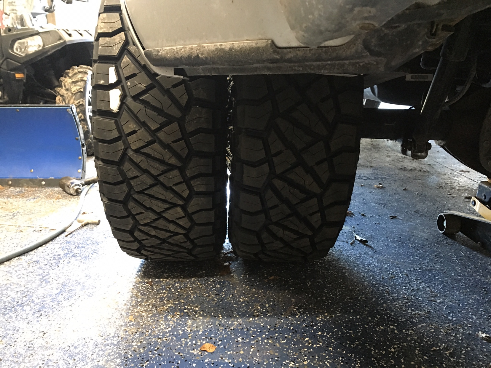Dually wheels for 34/35 with no spacers - Dodge Cummins ...