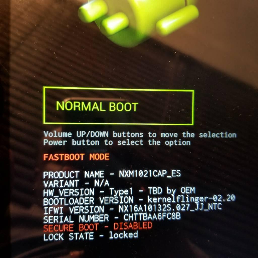 Nextbook Model NX16A10132S Help!! - GSM-Forum