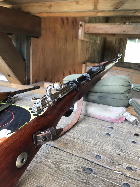 Vz 24 with potential German markings  - Surplus Rifle Forum