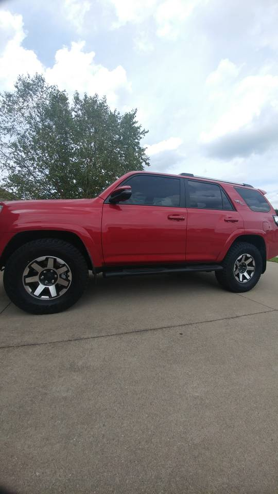 Tire choices - Page 3 - Toyota 4Runner Forum - Largest