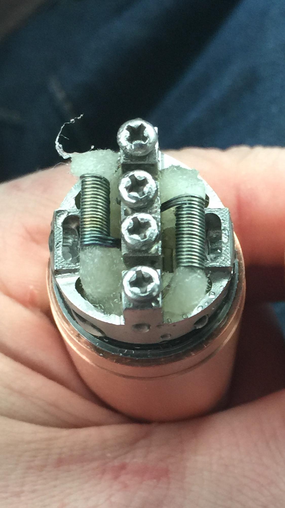 LF good 26g single & dual coil builds for a single 18650 mech