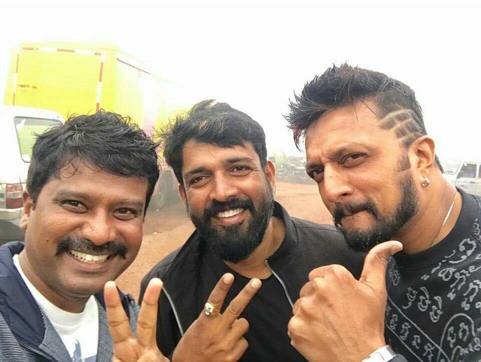 Sudeep S The Villain Hairstyle Craze ಕ ಚ ಚನ ದ ವ ಲನ ಹ ರ ಸ ಟ ಲ ಜ New Kannada