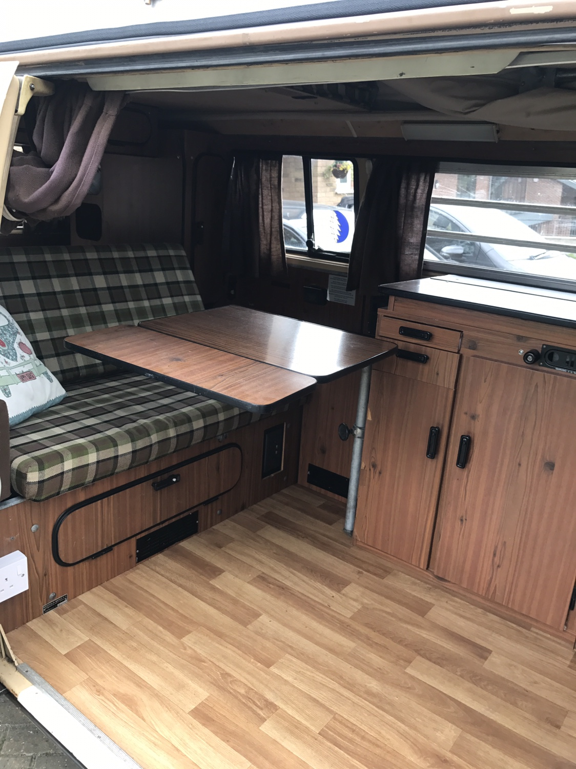 FOR SALE - Automatic Westfalia Berlin lhd | The Late Bay