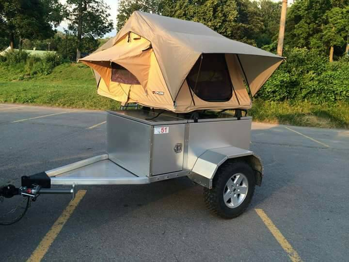 & Any roof top tent/offroad trailer hunter/camper