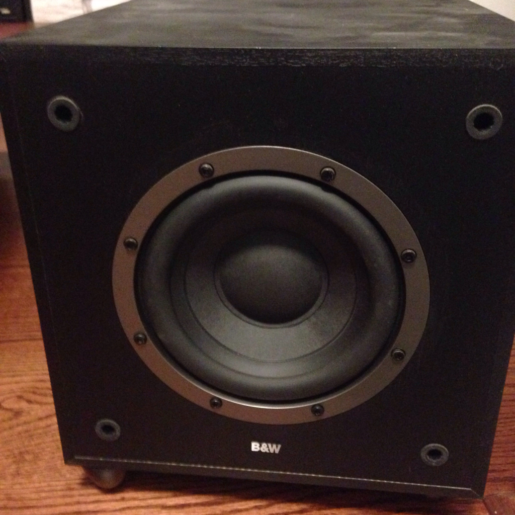 B Amp W Asw 300 Inherited From My Uncle Avs Forum Home