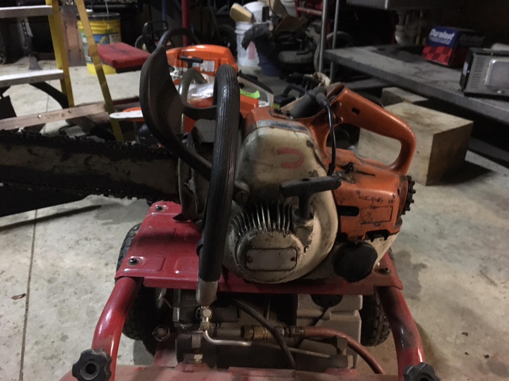 WANTED - Stihl 08s with brake  | Outdoor Power Equipment Forum