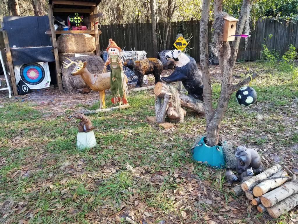 creative backyard 3d range setup post hurricane irma rebuild