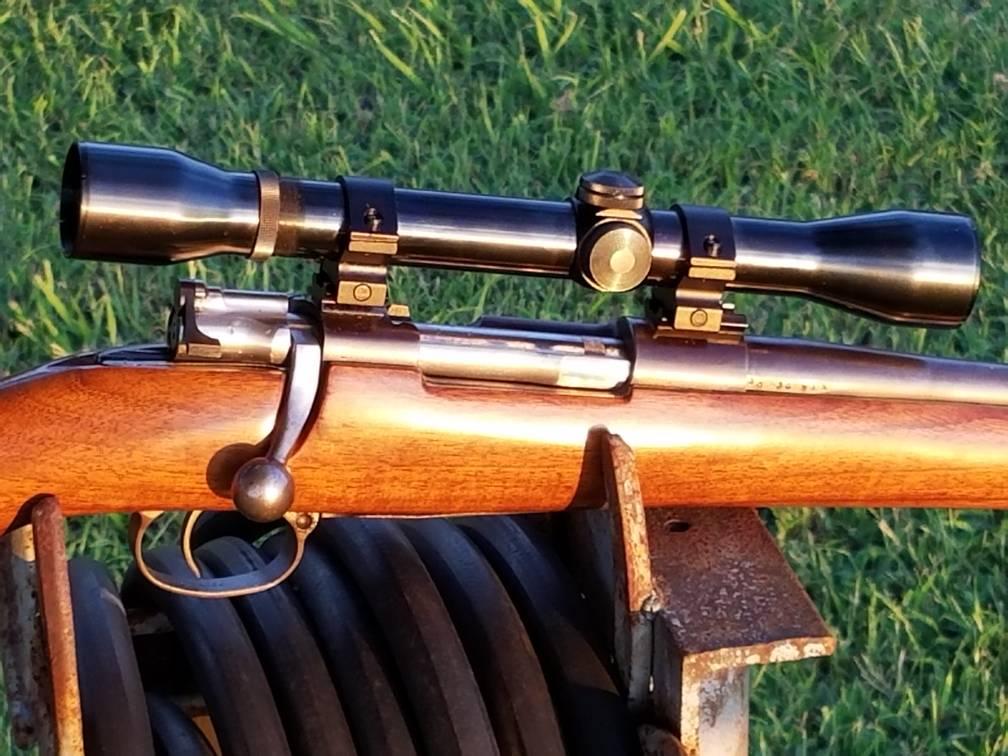 1916 Mauser Barrel