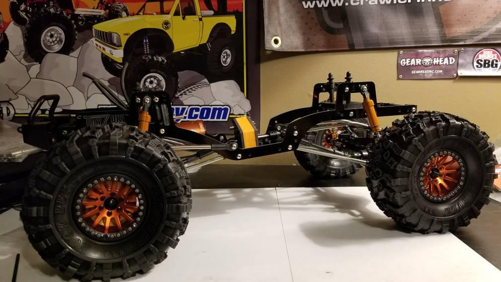 Fr8cture's LC70 C3 build