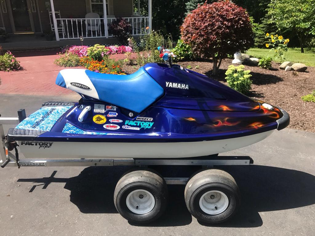Ski - 1994 wave blaster 760 $3800 | X-H2o