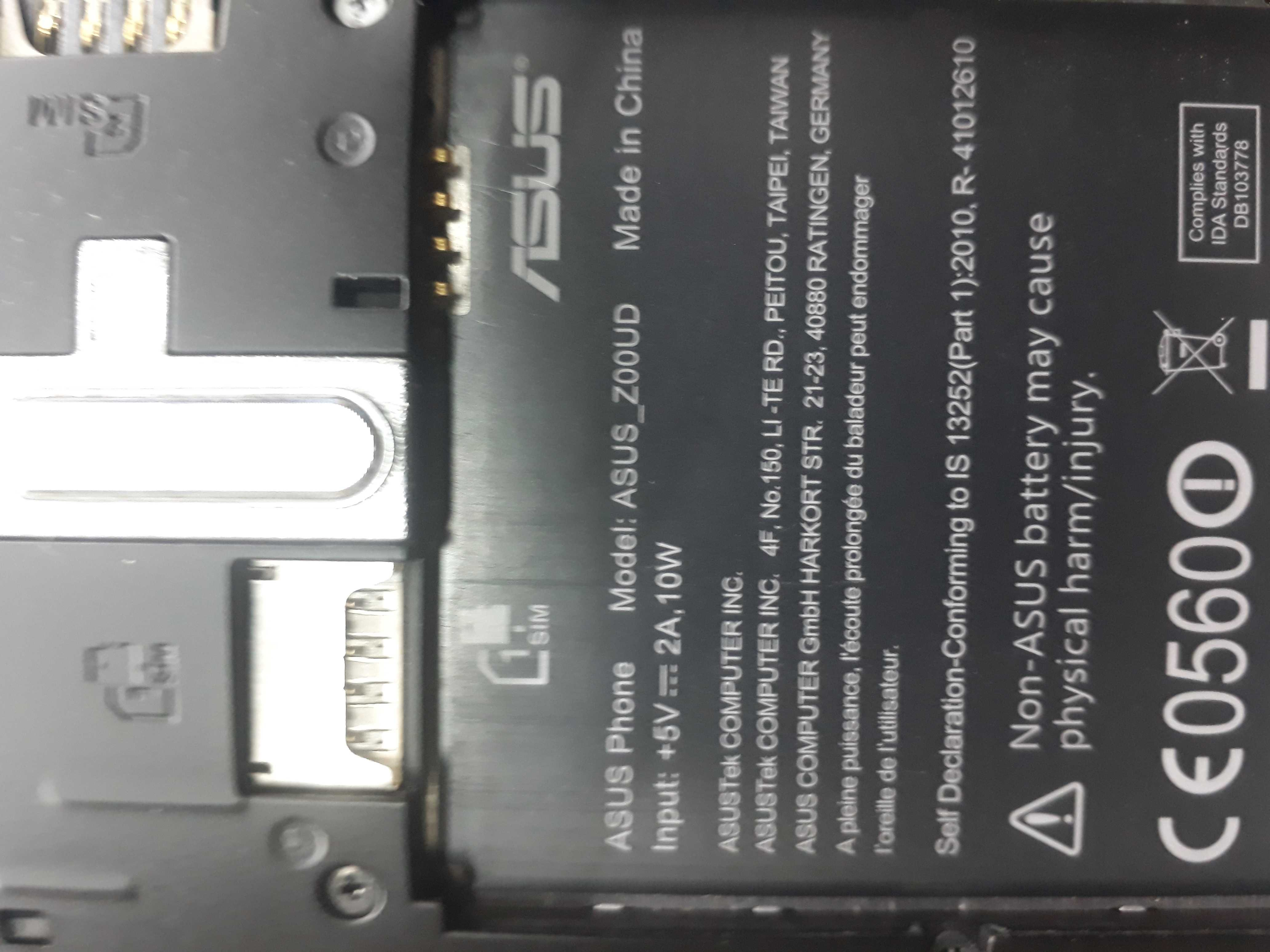 firmware asus z00ud