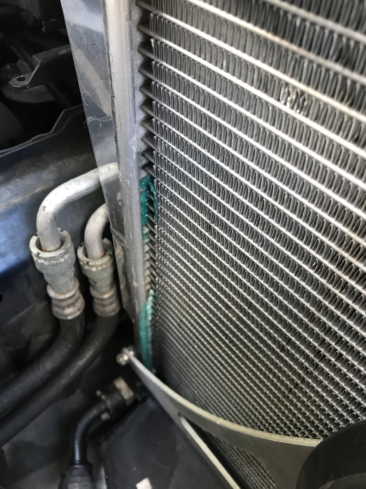 part showthread out lines com end oil cooler front ps complete radiator arms ac condensor forum control etc bmw