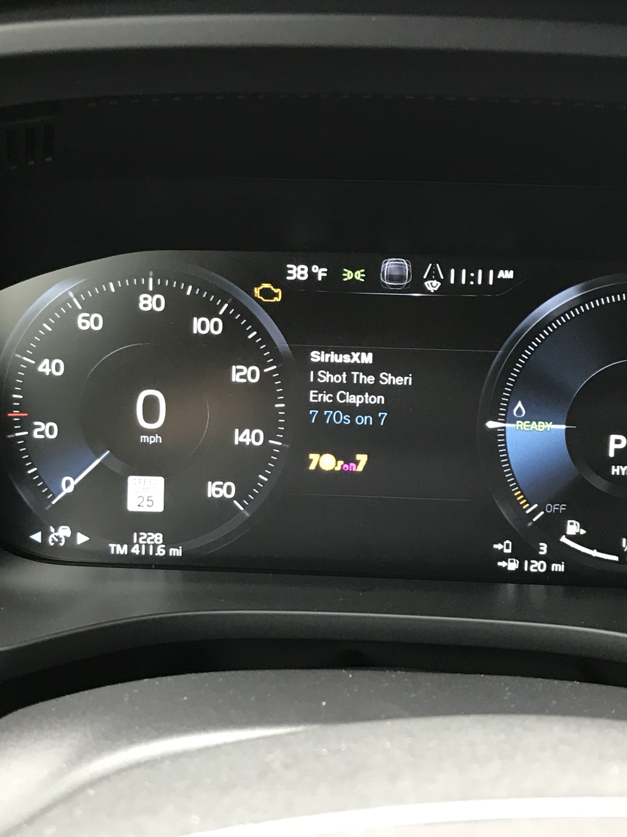 XC60 T8 R Design A Little Over 1200 Miles And Check Engine Light Came On  This Morning. Appointment Monday Morning To Find Out Whatu0027s Going On.