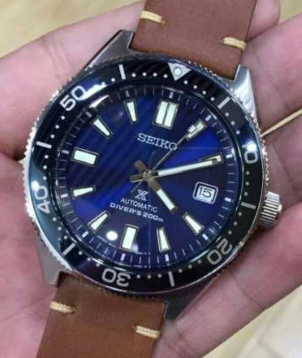 Yobokies 62MAS hands for SBDC051/053 & SPB051/053 - The Dive Watch