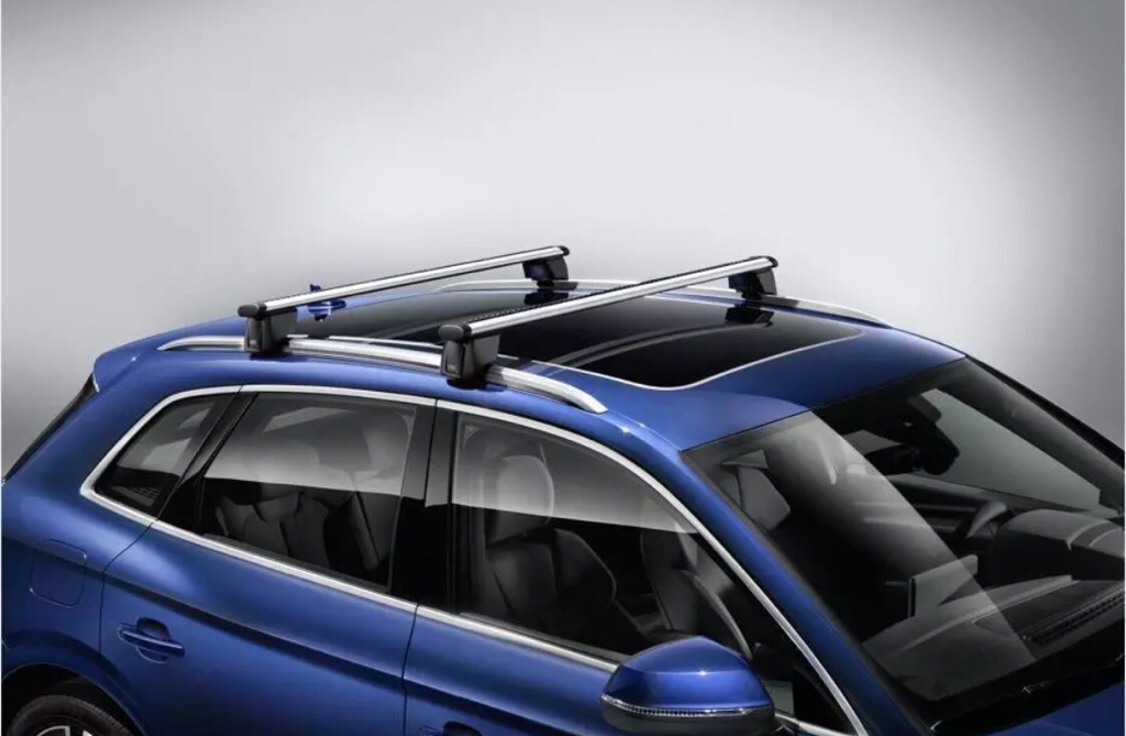 for sale or trade 2018 q5 oem roof rack bars. Black Bedroom Furniture Sets. Home Design Ideas