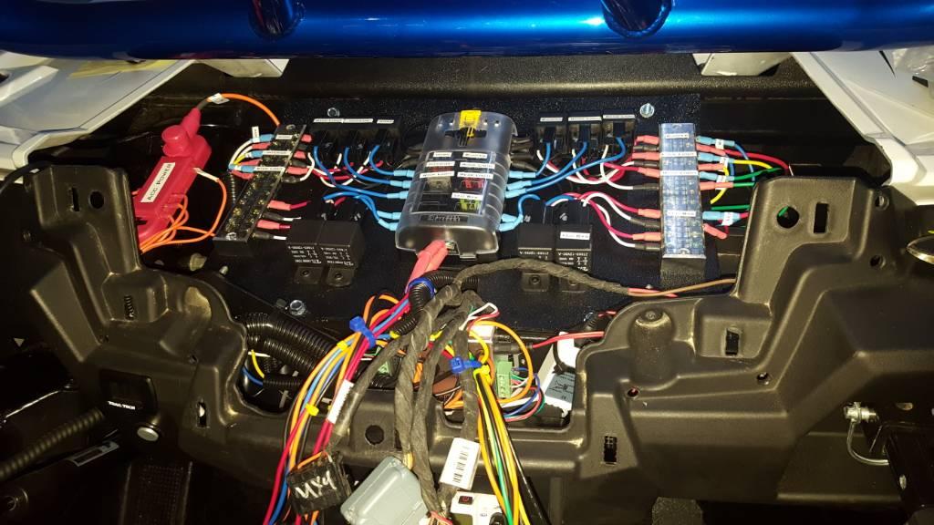 Led Light Bar Wiring Relay