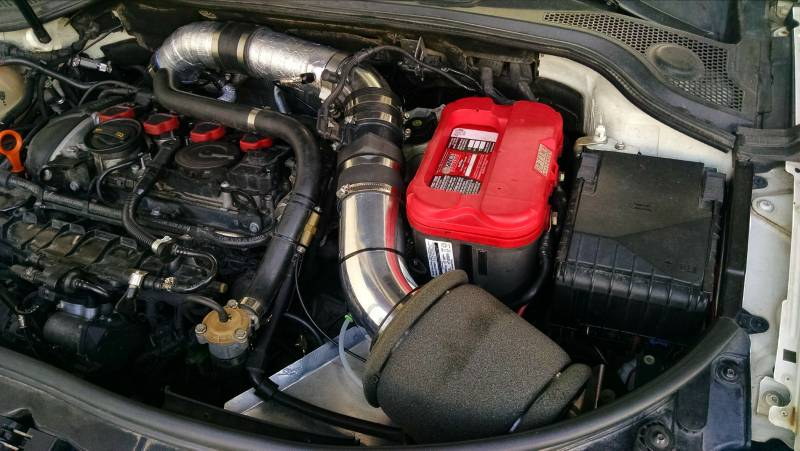 OBX Red Spark Plug Wire Set 92-98 Volkswagon Jetta/Golf/GTI VR6 Модель - фото 8