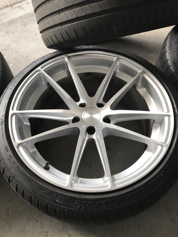Audi San Jose >> For Sale: Stance SC1 19x9.5 ET35 Wheels with tires