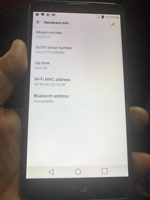 Stylo 2 LS775-V9 Unlock Done Z3X 100% - GSM-Forum