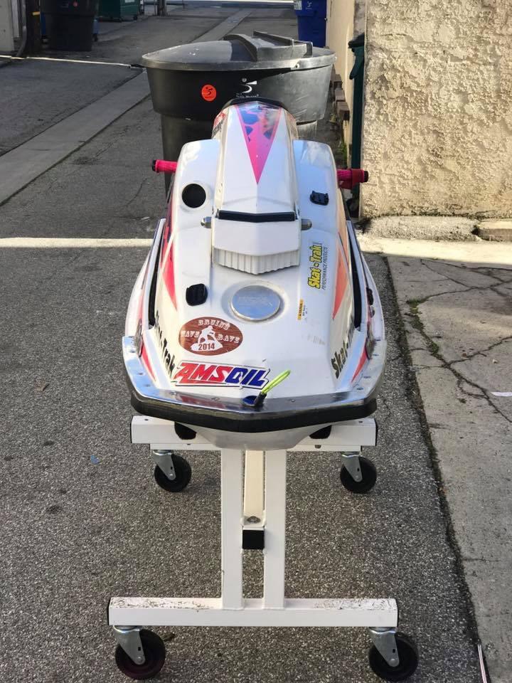 1991 kawasaki jet ski 550