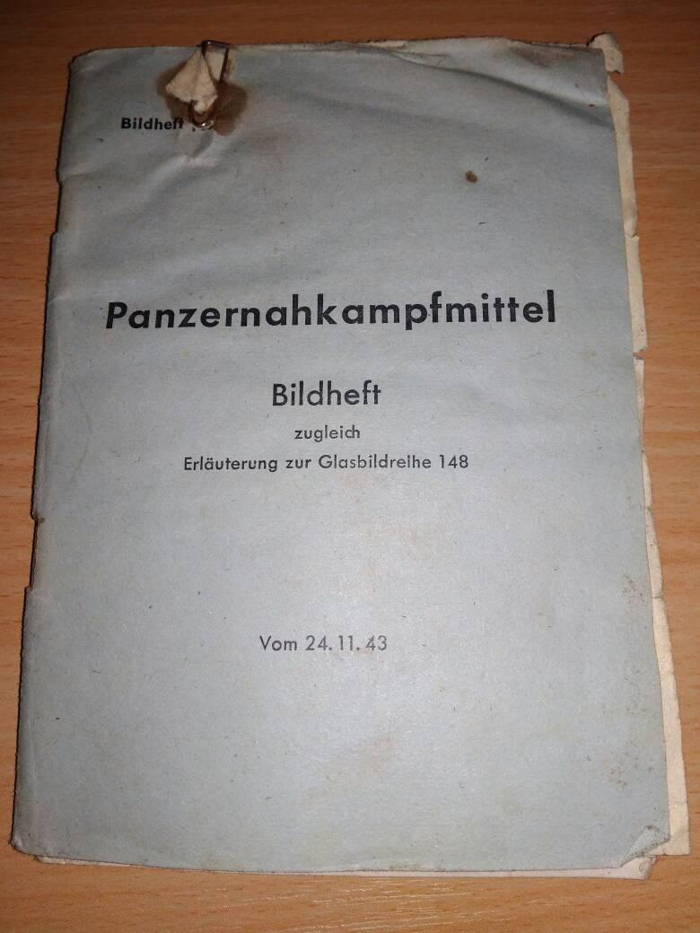 Tank destruction manual - Wehrmacht-Awards com Militaria Forums