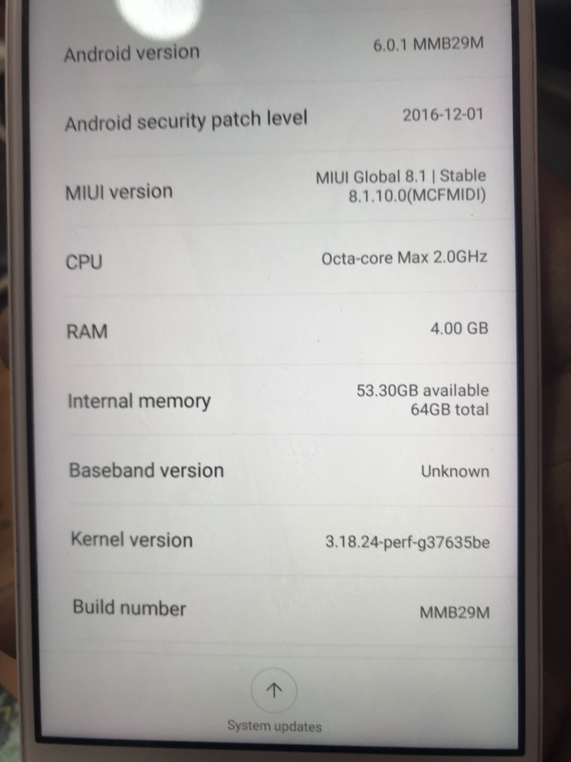 xiaomi note 4 Qualcomm repair imei done(thank you team HUA