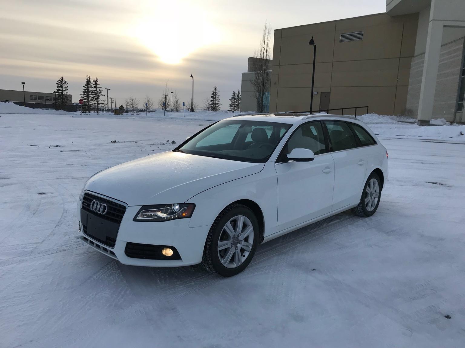 For Sale: 2011 Audi A4 Avant