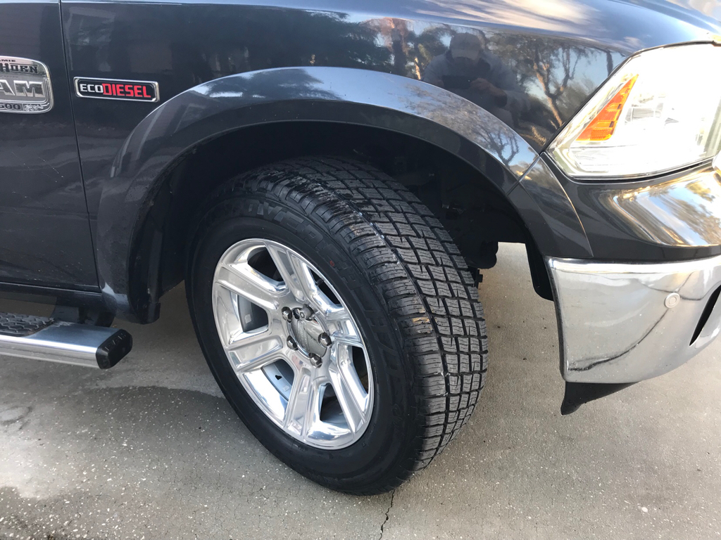 Dodge Ram 1500 Diesel >> COOPER Discoverer H/T Plus