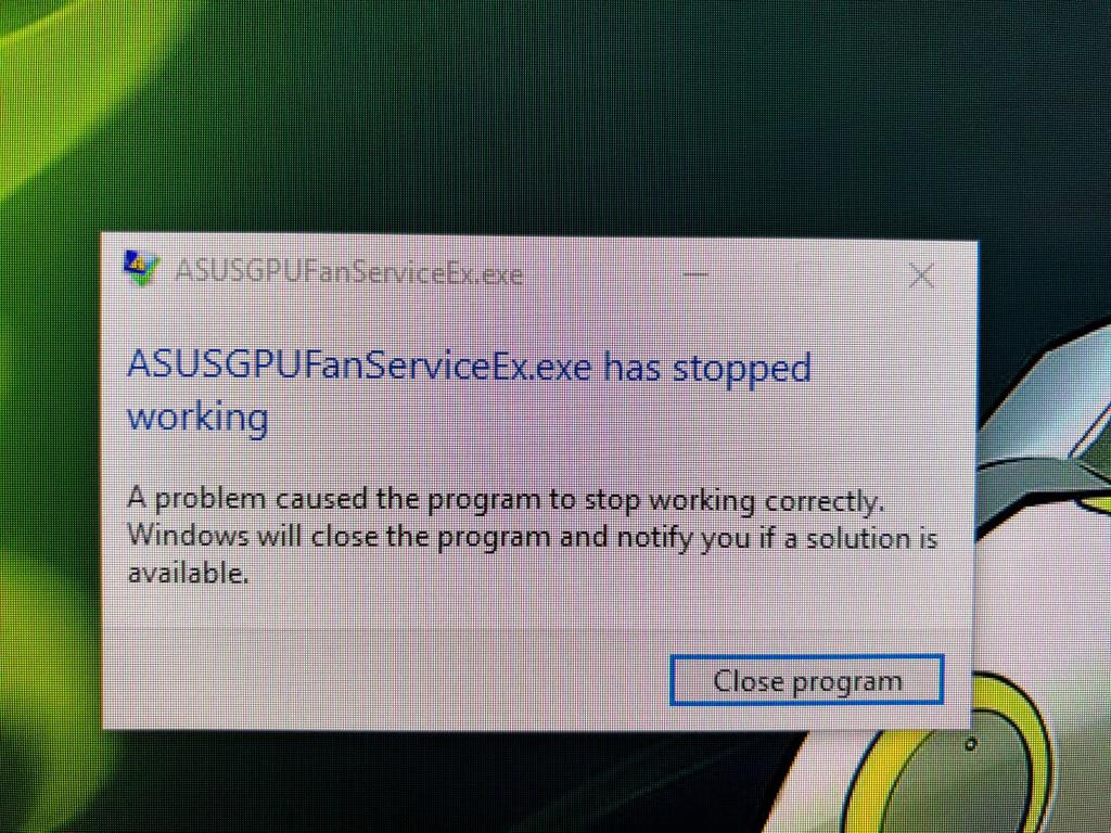 AISuite fails to start after Windows update KB4056892 (Intel