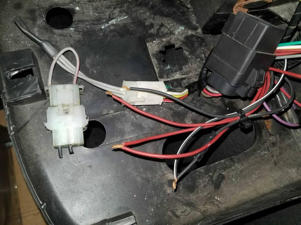 2012 RXV brake problem - Curtis Controller