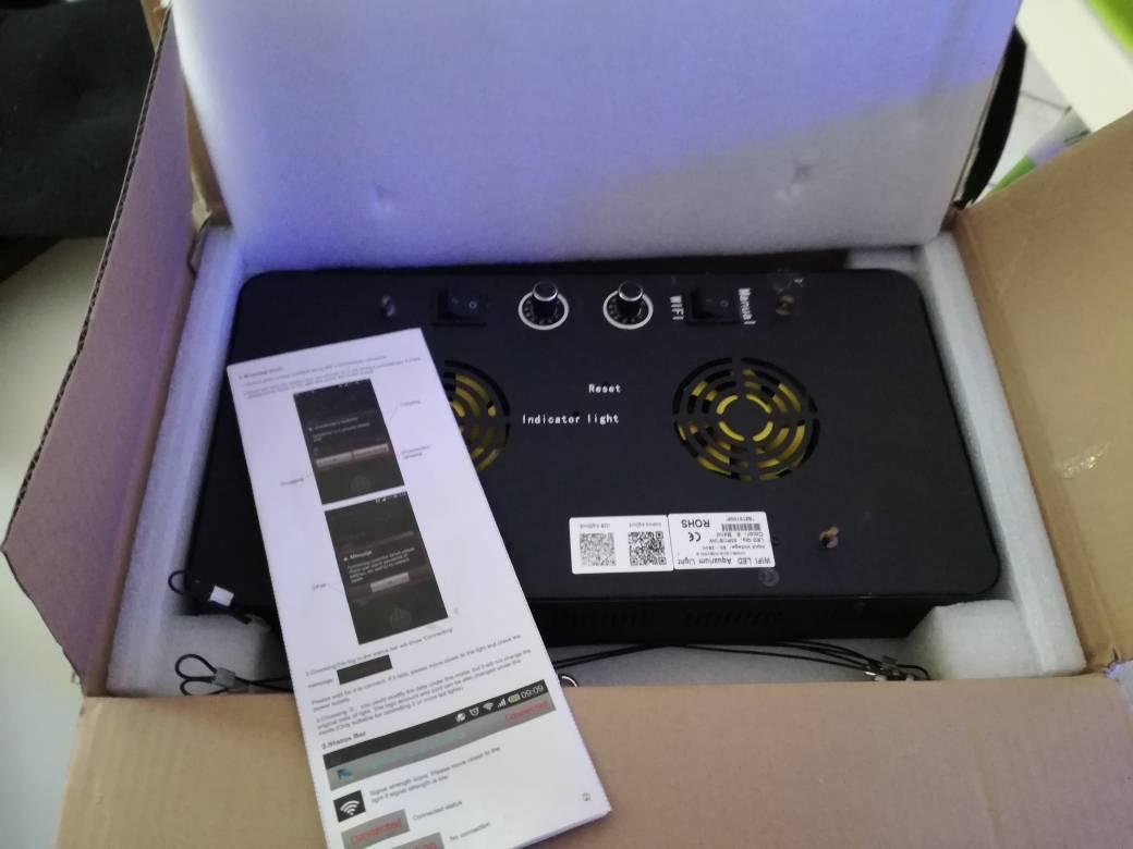 Plafoniere Wifi : Plafoniera roleadro 165 w wi fi