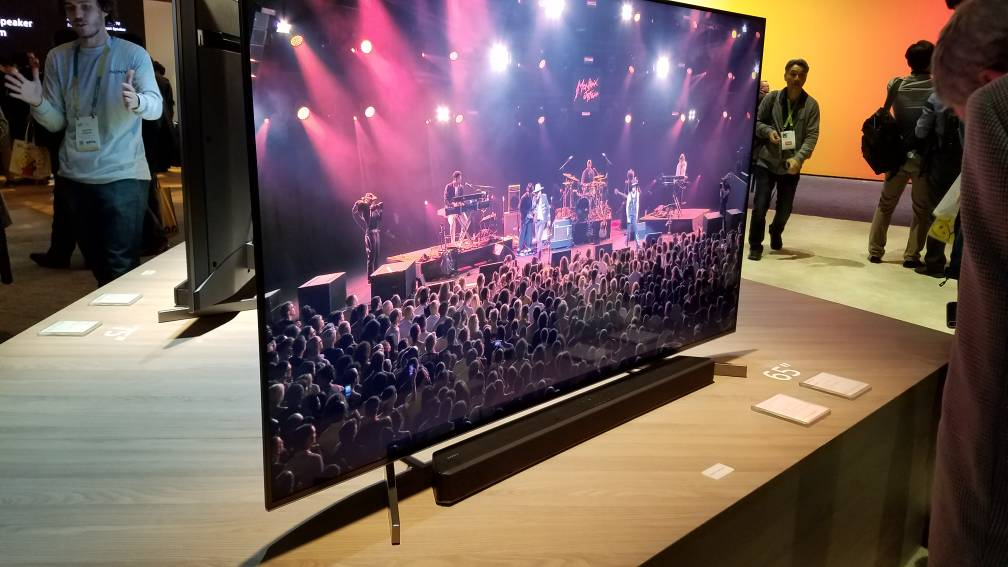 Sony X900f Lcd Tv At Ces 2018 Page 5 Avs Forum Home