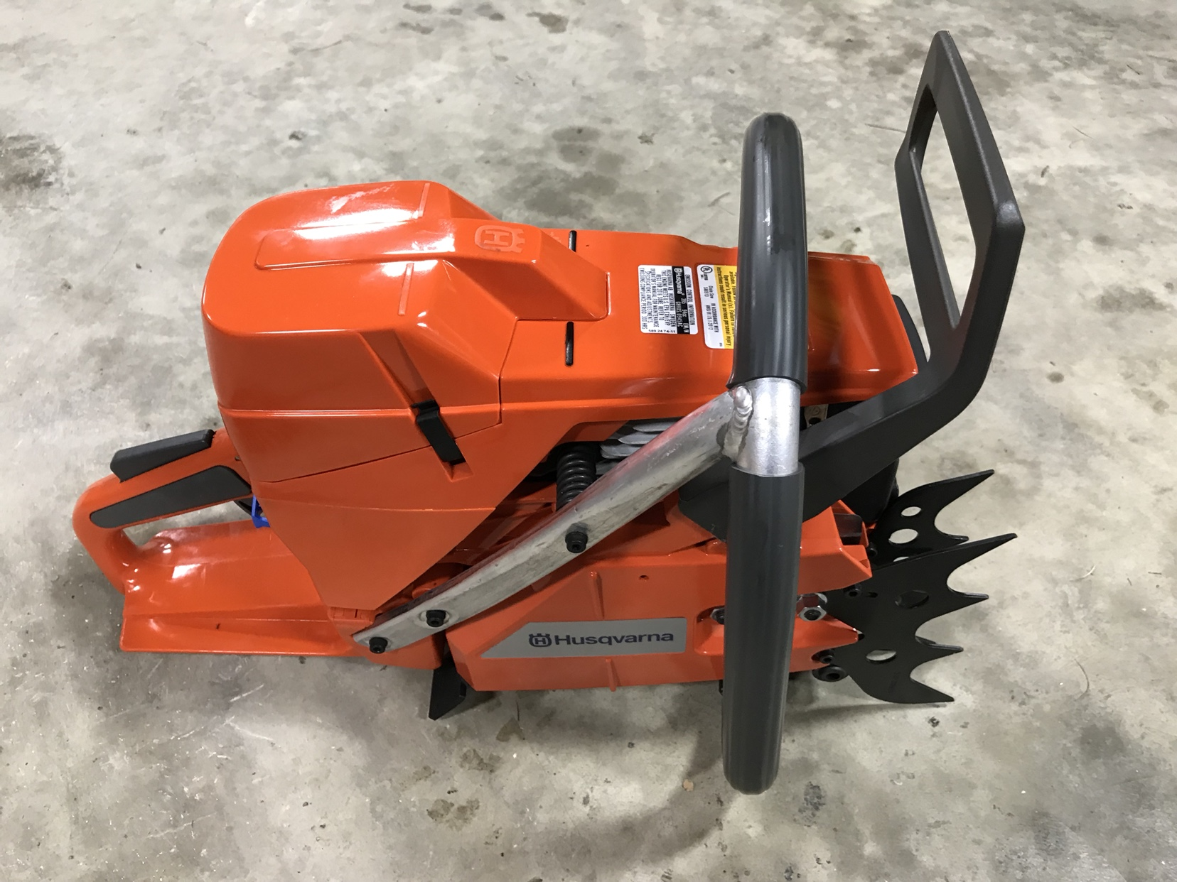 Brand new 395xp!!! | Outdoor Power Equipment Forum