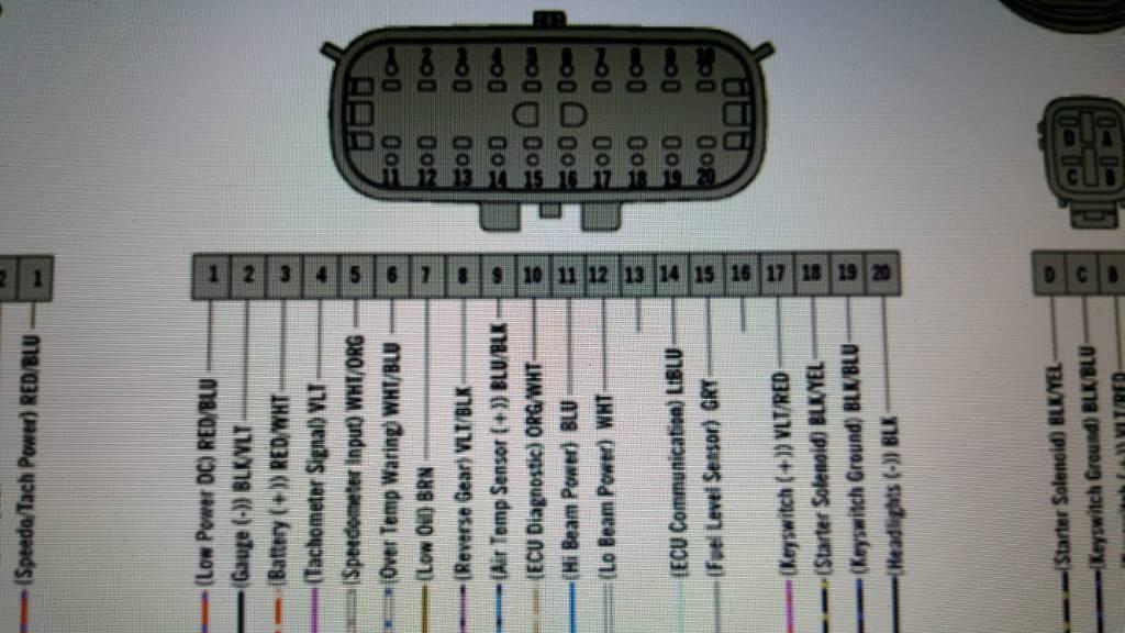 Wiring Diagram M800 2013  - Arcticchat Com