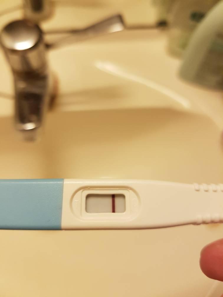 graviditets test fra apoteket