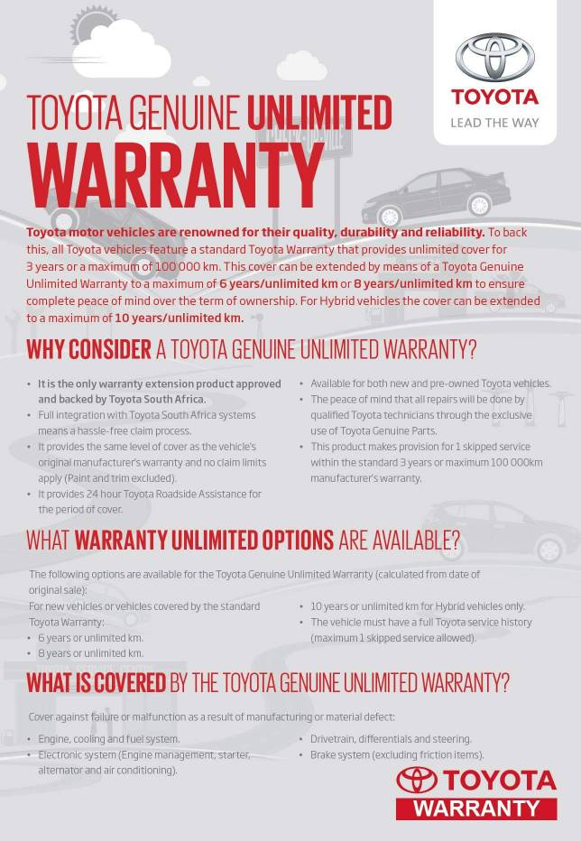 warranty jpg forum discussions extended ever kb does attached anyone toyota general img get